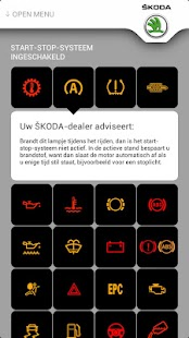 ŠKODA Service app- screenshot thumbnail
