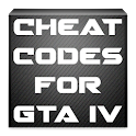 Cheat Codes for GTA4 icon