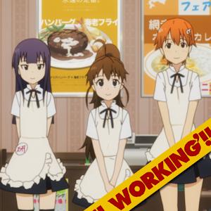 WORKING'!!めざまし 娛樂 LOGO-玩APPs