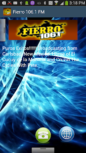 Fierro 106.1 FM - screenshot thumbnail