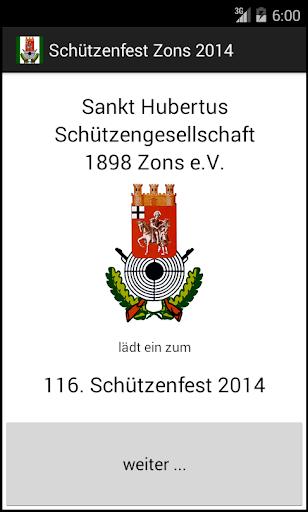 Schützenfest Zons