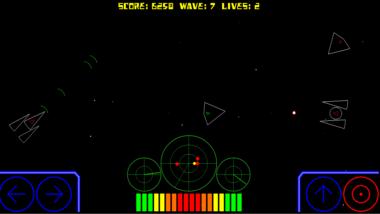 Dogfight 3012 - screenshot