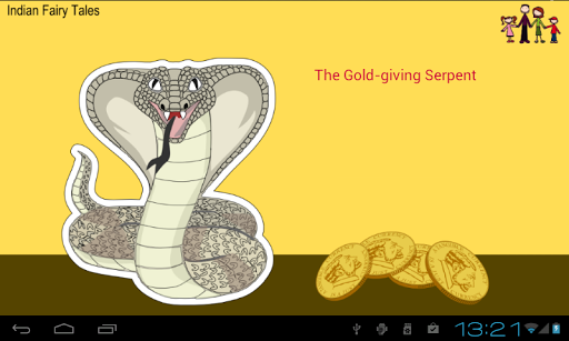 the golden serpent How can the answer be improved.