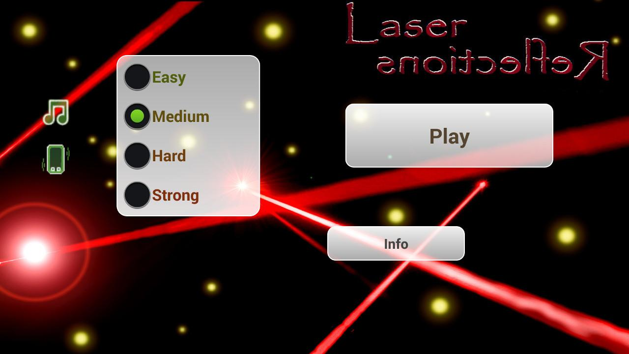 Laser Reflections - screenshot