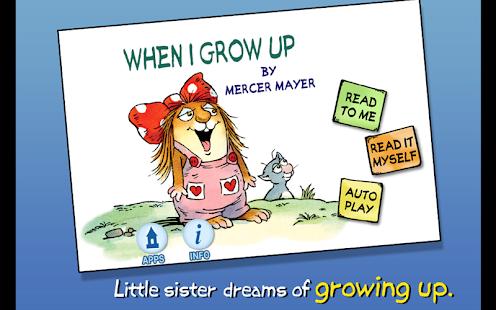 When I Grow Up - náhled