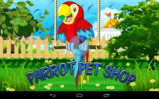 Screenshot of Pet Parrot - 2D Pet Simulator