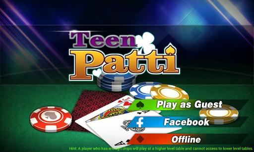Teen Patti Award ♠ Club
