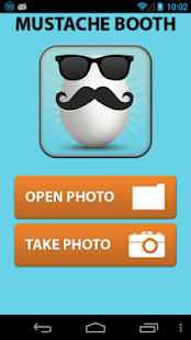 Mustache Booth- screenshot thumbnail