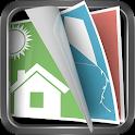 Photo Flip 3D Live Wallpaper icon