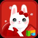 Santa alba Dodol Theme icon