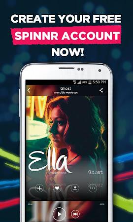 Spinnr Music 3.1.1 screenshot 237573