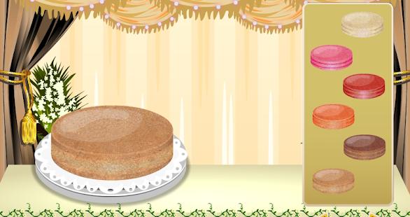婚禮蛋糕製造者 - 女孩遊戲