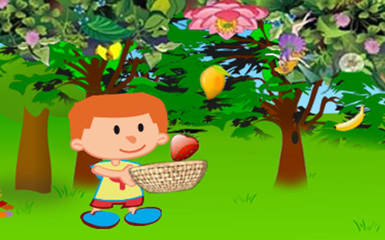 Fruit Catcher - screenshot