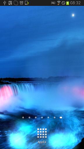Chutes du Niagara Animée LWP