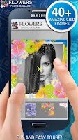 Screenshot of Flowers Photo Collage Maker