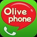 올리브폰(OlivePhone) - 무료통화 icon
