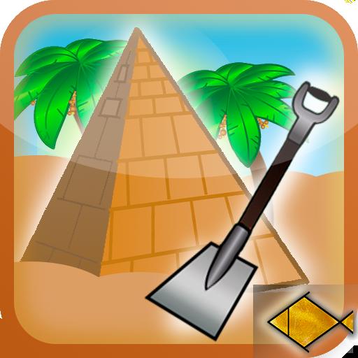 寶藏獵人:埃及 LOGO-APP點子