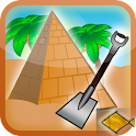 Hidden treasure hunter icon