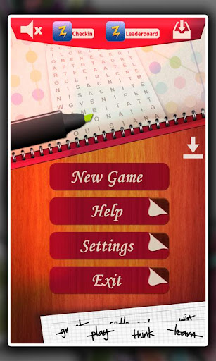 Word Search: Game of Words