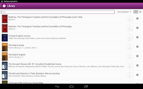 Noet Classics Research App v4.6.0