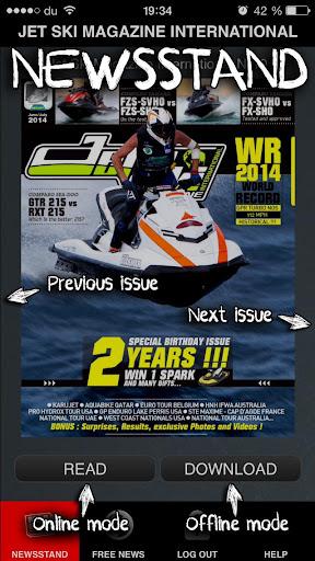 Jet Ski Mag INTL