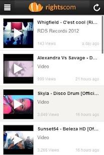 Лучшие каналы музыки YouTube - screenshot thumbnail