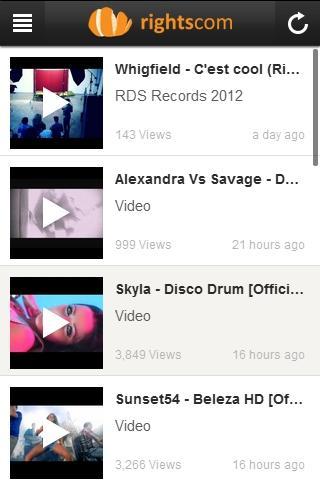 Лучшие каналы музыки YouTube - screenshot