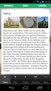 Ulster Scots North West- screenshot thumbnail