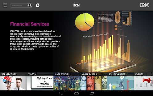 IBM Content Zone - screenshot thumbnail