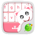 GO Keyboard Cute Kitty Theme 3.87 icon