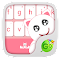 GO Keyboard Cute Kitty Theme 3.87 Apk