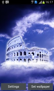 Colosseum Free Live Wallpaper - screenshot thumbnail