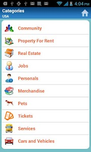 MyPlace Classifieds screenshot 1