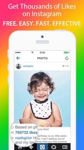 Instalike Get Likes Instagram