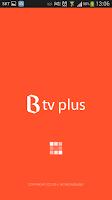Screenshot of B tv plus