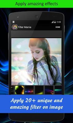 Photo Funia Effect - screenshot