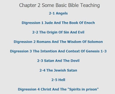 Bible Devil- screenshot thumbnail
