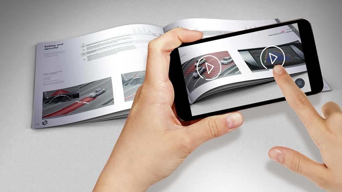 Audi Vision - screenshot