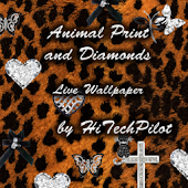 Animal Print and Diamonds Live