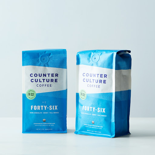 No. 46 Counter Culture Coffee (2 Bags)