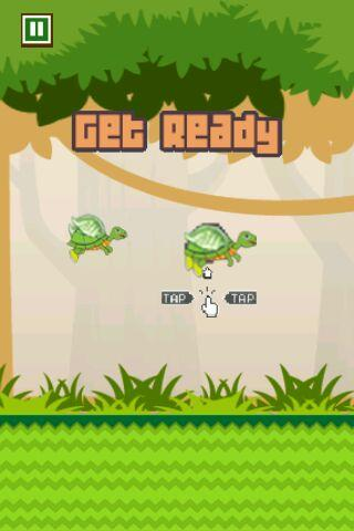 Flappy Turtle - Free