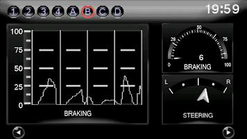 Screenshot of GT-R dash