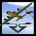 Roaring Skies (Dogfight/War) logo
