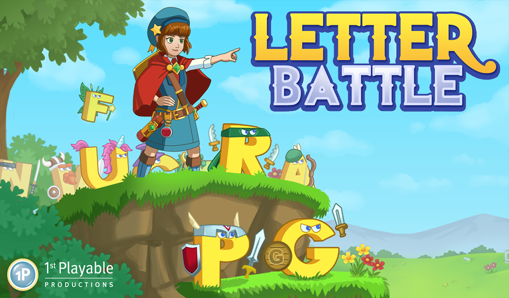 Letter Battle- screenshot