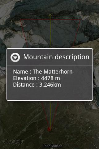 Mountain Live Explorer - ALPS - screenshot