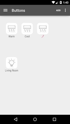 IRKit Simple Remote