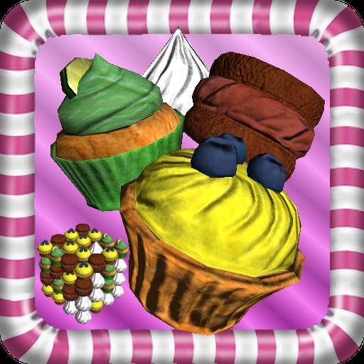 Cake Crush 3D 休閒 App LOGO-APP開箱王