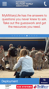 MyMilitaryLife- screenshot thumbnail