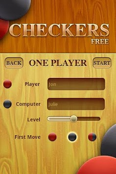 Checkers Free apk screenshot