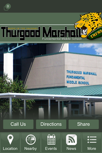 Thurgood Marshall Fundamental